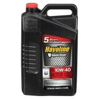 Havoline Motor oil 10w-40