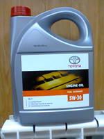 Toyota 5w-30 Fuel Economy