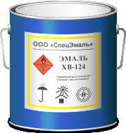 Эмаль ХВ-124